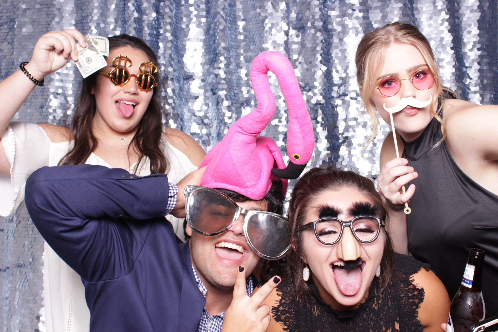 Lafayette,LA - Photo Booth - Phi Mu's Semi Formal 2017