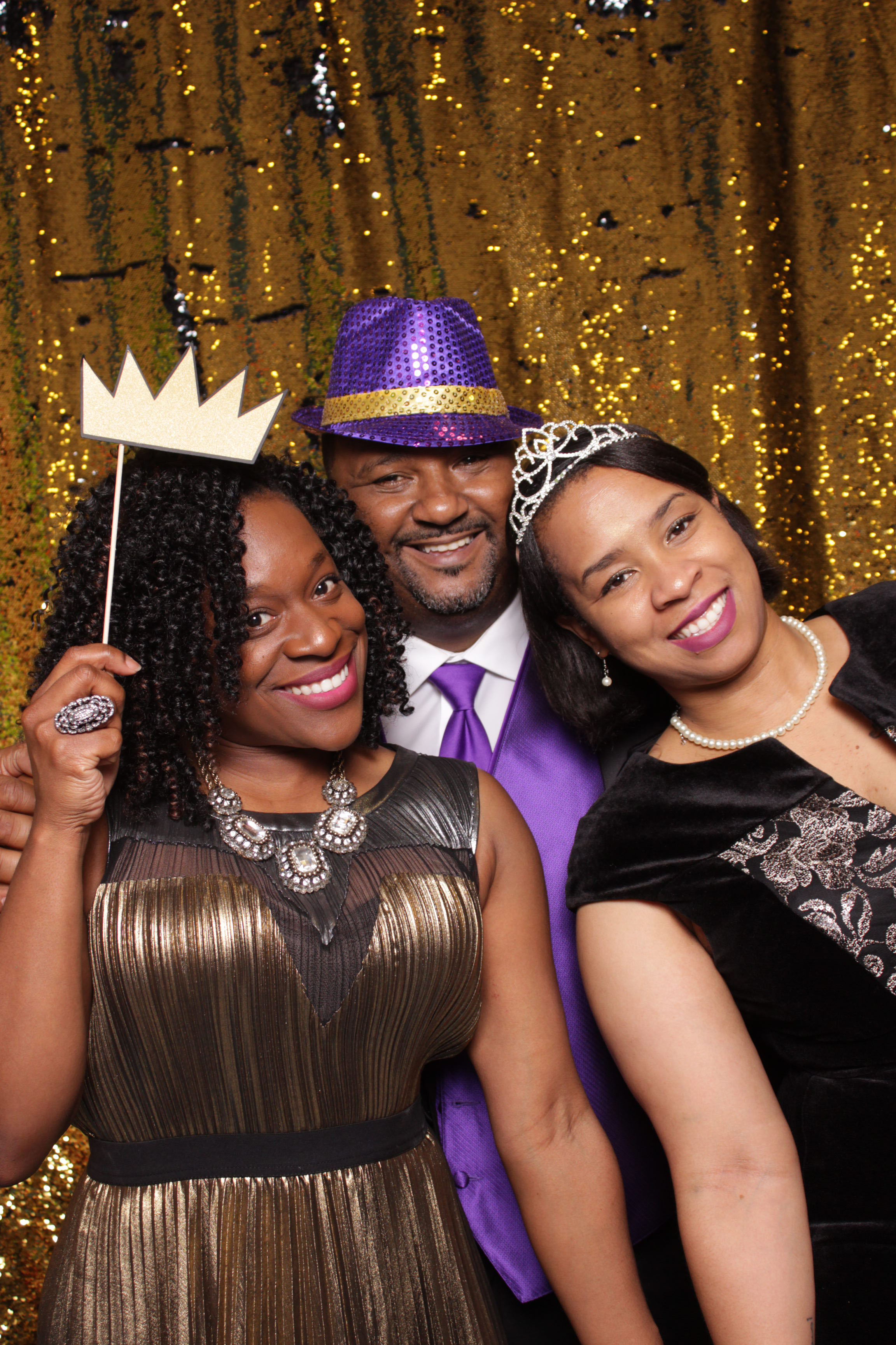 Lafayette,LA - Photo Booth - Krewe of Savant